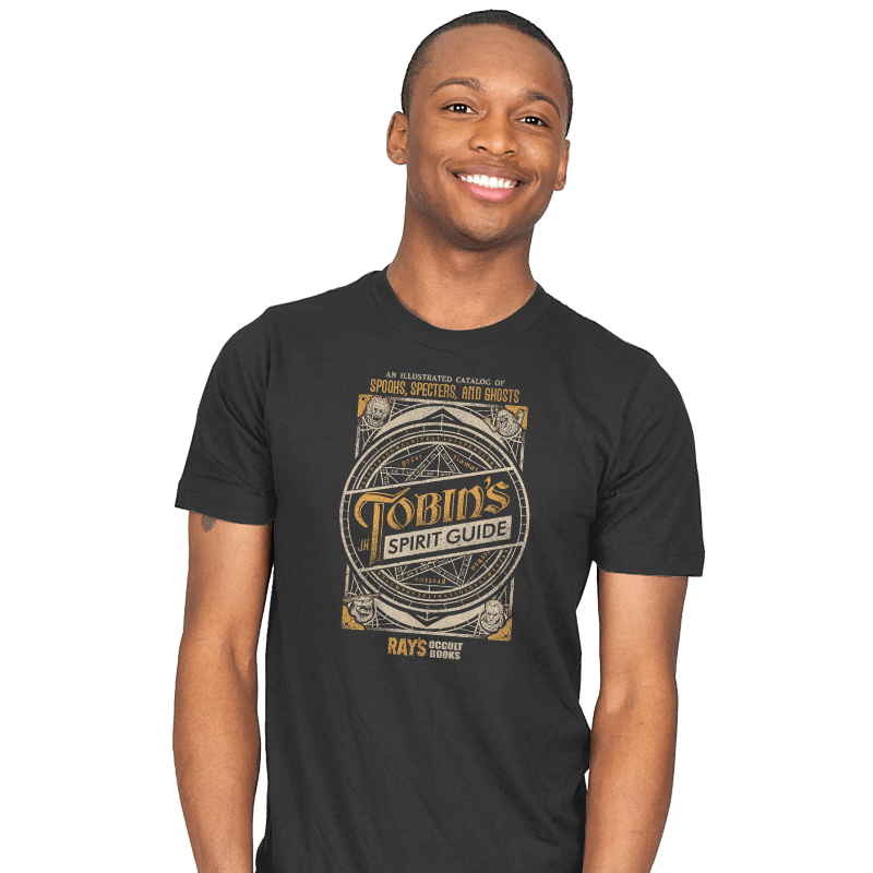 Tobins Spirit Guide - Crestfest - Mens - T-Shirts - RIPT Apparel
