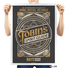 Tobins Spirit Guide - Crestfest - Prints - Posters - RIPT Apparel