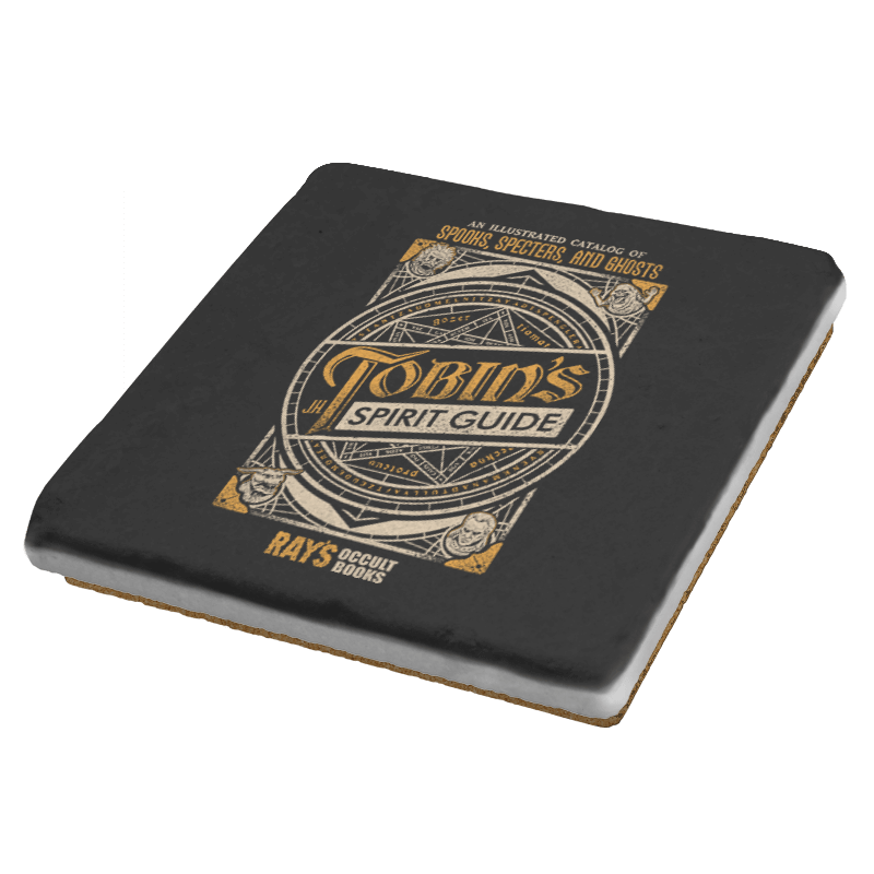 Tobins Spirit Guide - Crestfest - Coasters - Coasters - RIPT Apparel