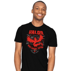Valor Bar Crawl - Crestfest - Mens - T-Shirts - RIPT Apparel