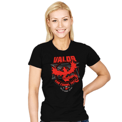 Valor Bar Crawl - Crestfest - Womens - T-Shirts - RIPT Apparel