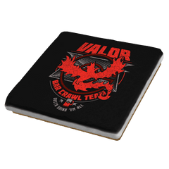 Valor Bar Crawl - Crestfest - Coasters - Coasters - RIPT Apparel