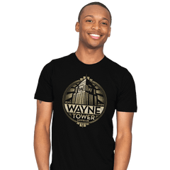 Wayne Tower - Crestfest - Mens - T-Shirts - RIPT Apparel