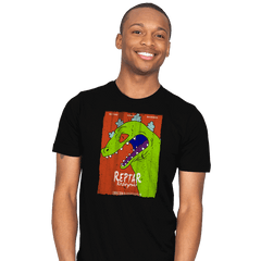 Reptar Resurgence - Mens - T-Shirts - RIPT Apparel