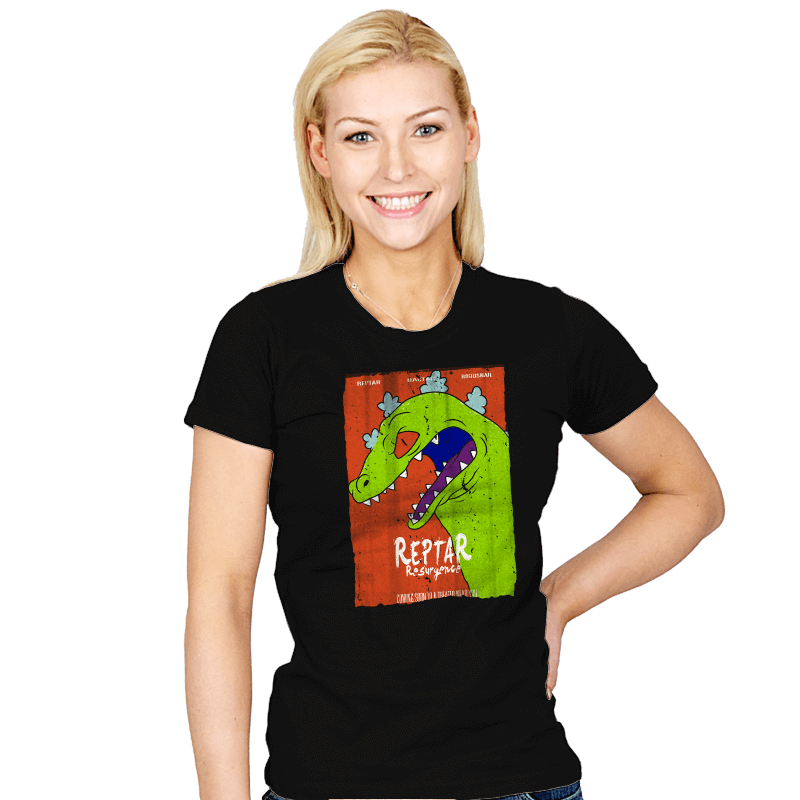 Reptar Resurgence - Womens - T-Shirts - RIPT Apparel