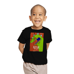 Reptar Resurgence - Youth - T-Shirts - RIPT Apparel