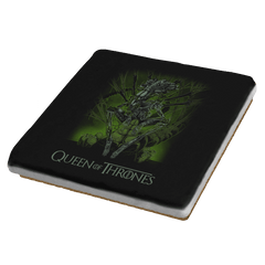 Queen of Thrones - Coasters - Coasters - RIPT Apparel