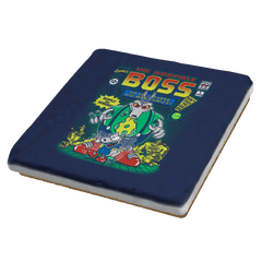 The Horrible Boss - Coasters - Coasters - RIPT Apparel