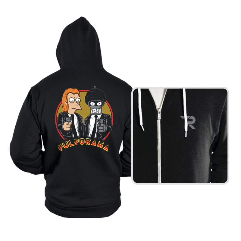 Pulporama - Hoodies - Hoodies - RIPT Apparel