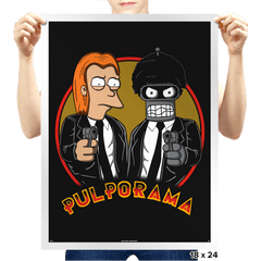 Pulporama - Prints - Posters - RIPT Apparel