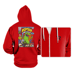 King of the Monsters - Hoodies - Hoodies - RIPT Apparel