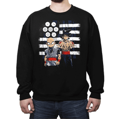 Dragonia - Crew Neck Sweatshirt - Crew Neck Sweatshirt - RIPT Apparel