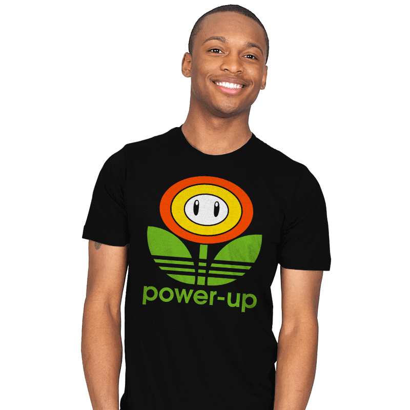 Power-up - Mens - T-Shirts - RIPT Apparel
