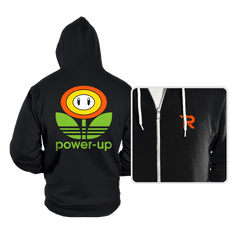 Power-up - Hoodies - Hoodies - RIPT Apparel