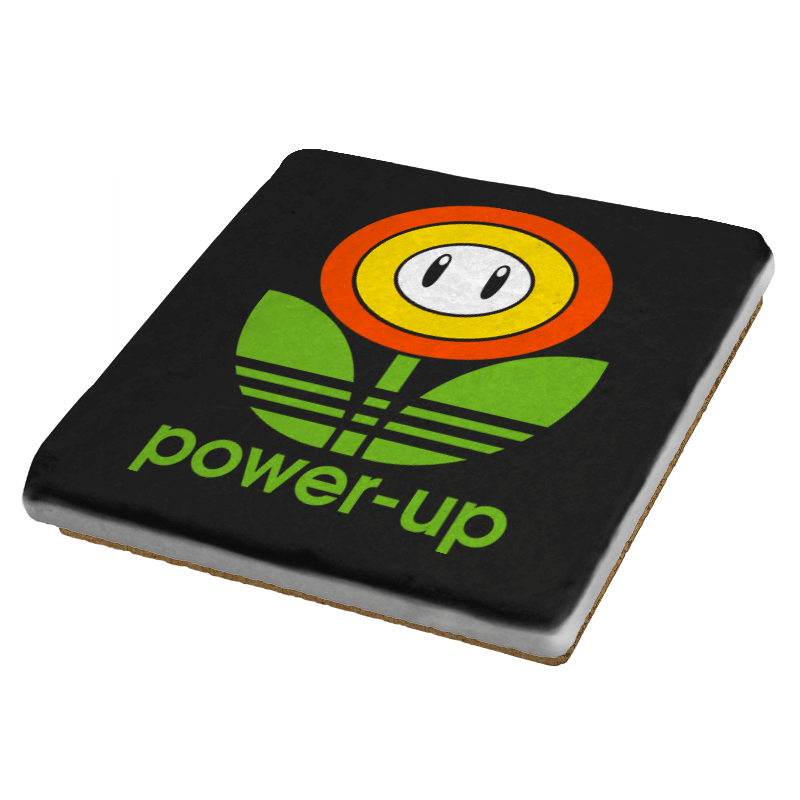 Power-up - Coasters - Coasters - RIPT Apparel