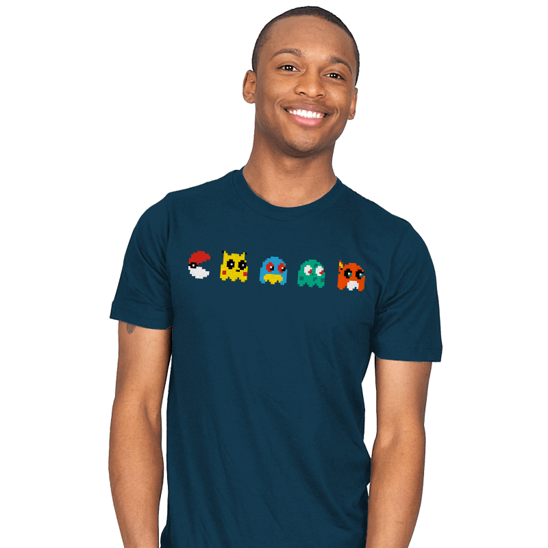 Pacmon - Mens - T-Shirts - RIPT Apparel
