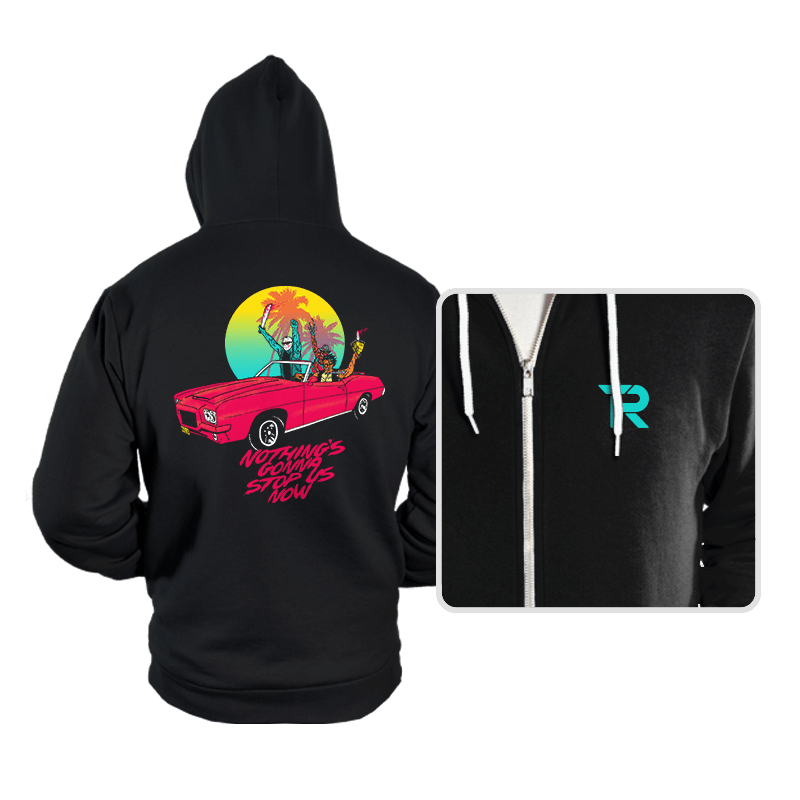 Nothing's Gonna Stop Us - Hoodies - Hoodies - RIPT Apparel