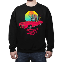 Nothing's Gonna Stop Us - Crew Neck Sweatshirt - Crew Neck Sweatshirt - RIPT Apparel