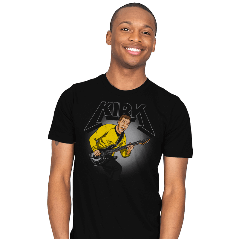 Kirk - Mens - T-Shirts - RIPT Apparel