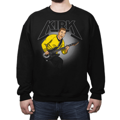 Kirk - Crew Neck Sweatshirt - Crew Neck Sweatshirt - RIPT Apparel