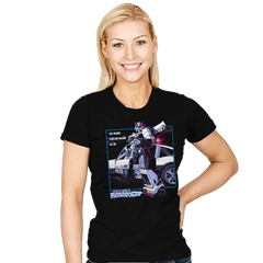 (Actual) Robo(t)Cop - Womens - T-Shirts - RIPT Apparel