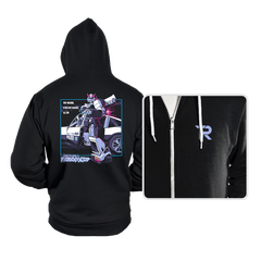 (Actual) Robo(t)Cop - Hoodies - Hoodies - RIPT Apparel