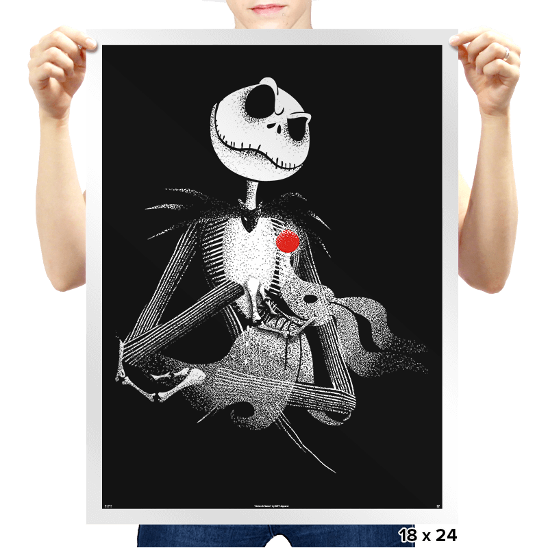The Gourdfather - Prints - Posters - RIPT Apparel