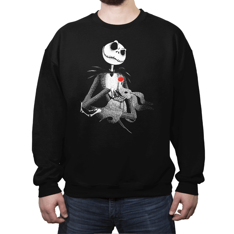 The Gourdfather - Crew Neck Sweatshirt - Crew Neck Sweatshirt - RIPT Apparel