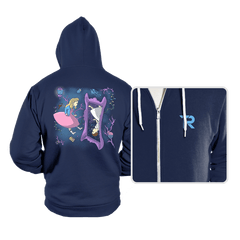 Eleven in Upside Downland - Hoodies - Hoodies - RIPT Apparel