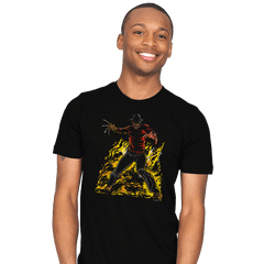DreamDevil - Mens - T-Shirts - RIPT Apparel
