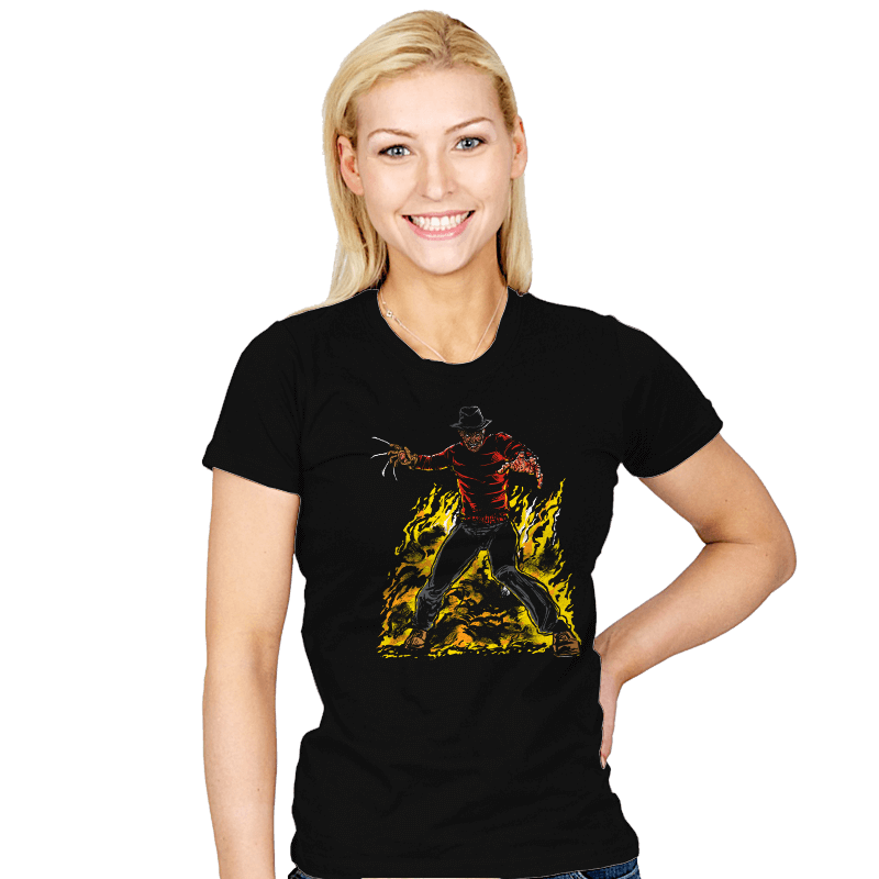 DreamDevil - Womens - T-Shirts - RIPT Apparel