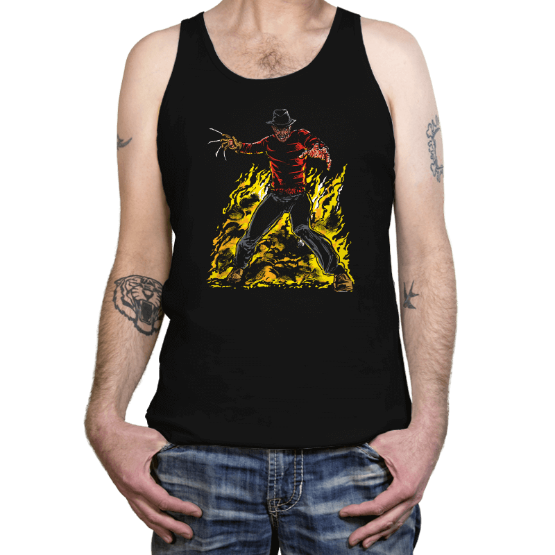 DreamDevil - Tanktop - Tanktop - RIPT Apparel