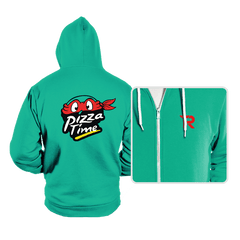 Pizza Time - Hoodies - Hoodies - RIPT Apparel