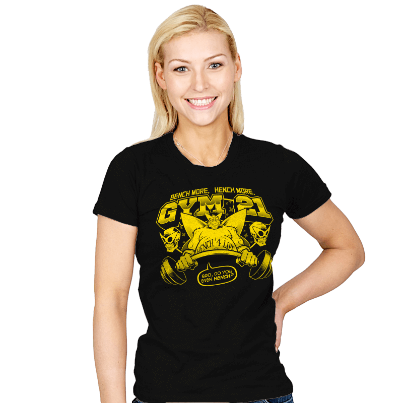 Gym 21 Exclusive - Womens - T-Shirts - RIPT Apparel