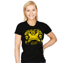 Gym 21 - Womens - T-Shirts - RIPT Apparel