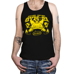 Gym 21 - Tanktop - Tanktop - RIPT Apparel