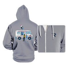 Sub Z's Frozen Treats - Hoodies - Hoodies - RIPT Apparel