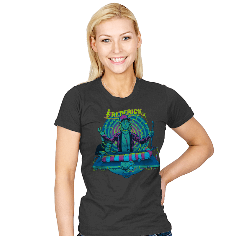 It's Alive! - Womens - T-Shirts - RIPT Apparel