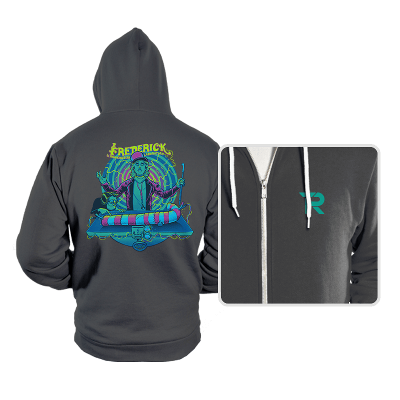 It's Alive! - Hoodies - Hoodies - RIPT Apparel