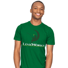 Linkworks - Mens - T-Shirts - RIPT Apparel