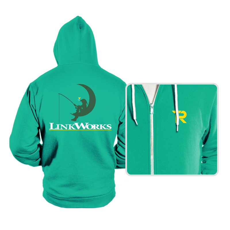 Linkworks - Hoodies - Hoodies - RIPT Apparel