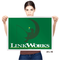 Linkworks - Prints - Posters - RIPT Apparel