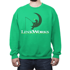 Linkworks - Crew Neck Sweatshirt - Crew Neck Sweatshirt - RIPT Apparel