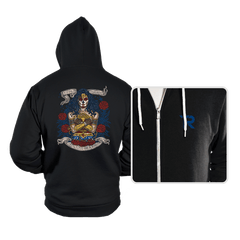 Day of the Dead Wonder - Hoodies - Hoodies - RIPT Apparel