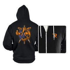 Death Boy - Hoodies - Hoodies - RIPT Apparel