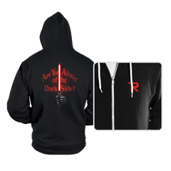Afraid of the Dark Side - Hoodies - Hoodies - RIPT Apparel