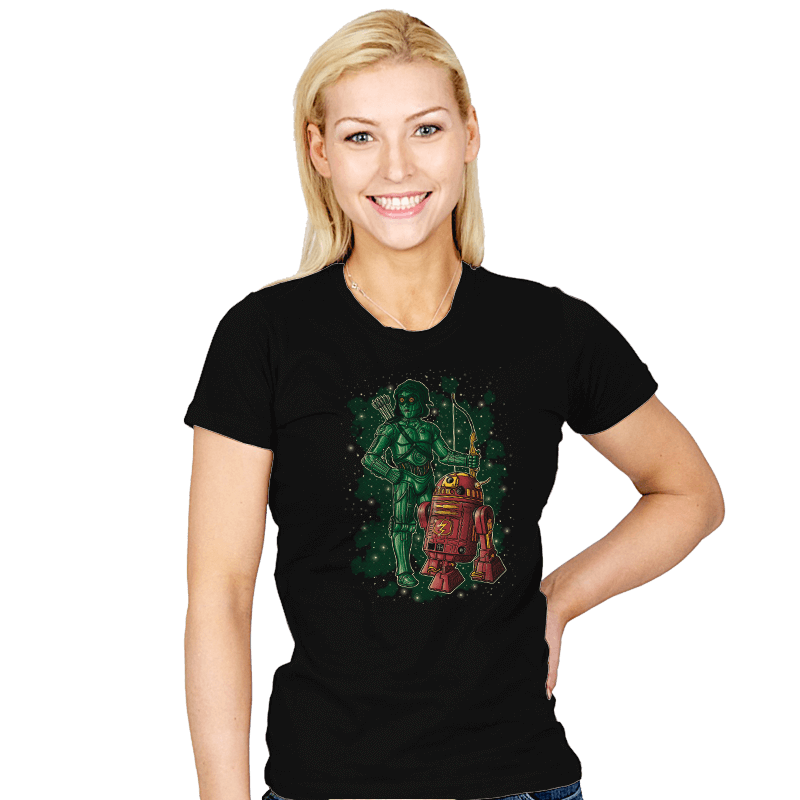 F2H2 & A3RW - Womens - T-Shirts - RIPT Apparel