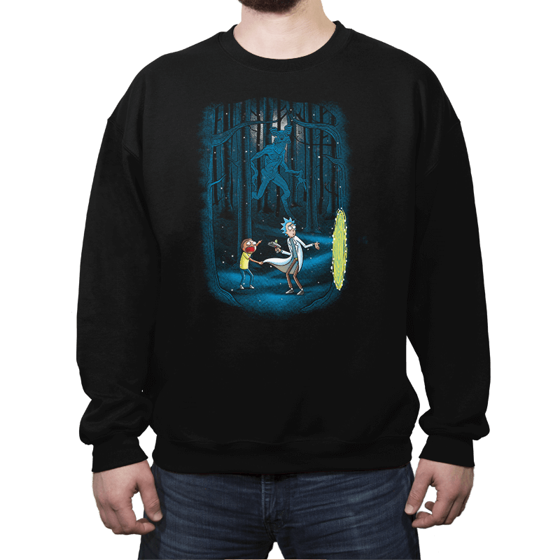 Fail - Crew Neck Sweatshirt - Crew Neck Sweatshirt - RIPT Apparel