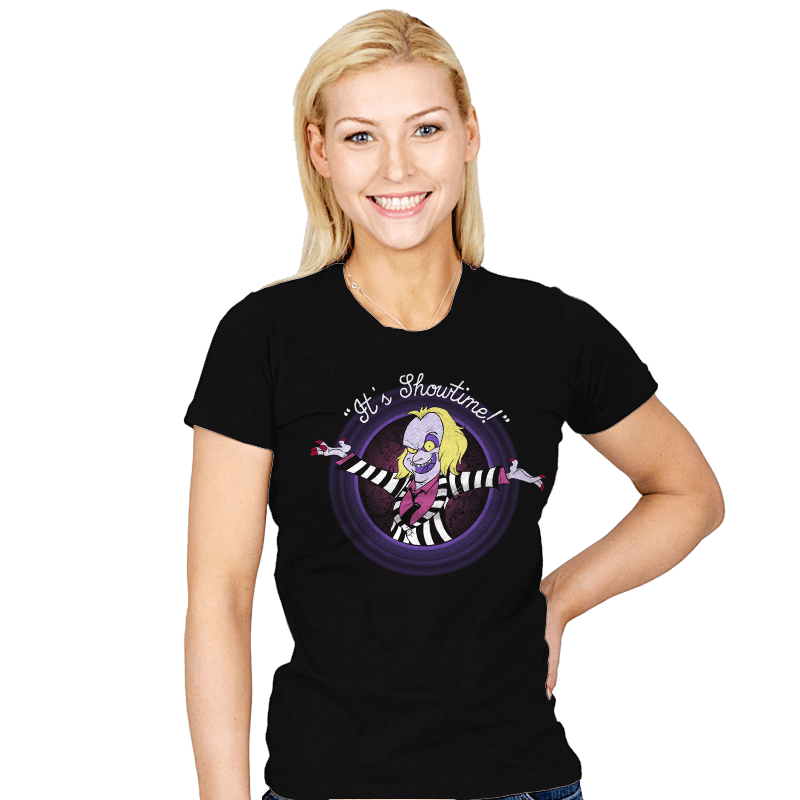 It's show time! - Womens - T-Shirts - RIPT Apparel