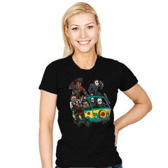 The Massacre Machine - Womens - T-Shirts - RIPT Apparel